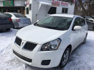 Used 2009 Pontiac Vibe Safety/E Test Included The Price for sale in Toronto, ON