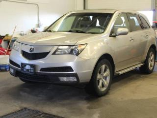 Used 2010 Acura MDX 7 Passenger! for sale in Halifax, NS