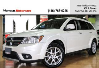Used 2015 Dodge Journey R/T - 7PASS|NAVI|BACKUP|LEATHER for sale in North York, ON