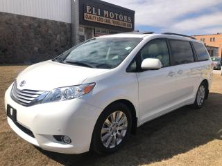 Used 2014 Toyota Sienna XLE LIMITED AWD NAVIGATION TV-DVD. for sale in North York, ON