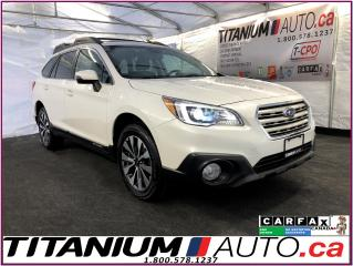 Used 2015 Subaru Outback Limited-AWD-Camera-GPS-Eyesight-Sunroof-Leather-XM for sale in London, ON