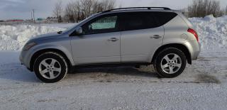 Used 2005 Nissan Murano SL for sale in Calgary, AB