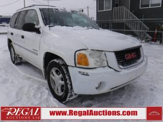 Used 2006 GMC Envoy 4D Utility 4WD for sale in Calgary, AB