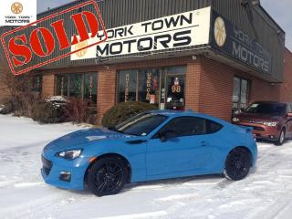 Used 2016 Subaru BRZ Limited Hikari Edition/Sport-Tech 6MT for sale in North York, ON