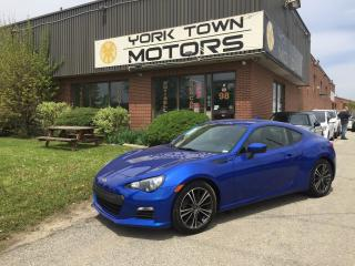 Used 2015 Subaru BRZ Sport-Tech/Coupe/Nav/BackCam for sale in North York, ON