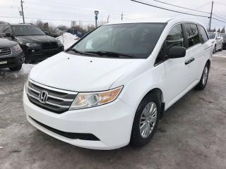 Used 2011 Honda Odyssey LX for sale in Gloucester, ON
