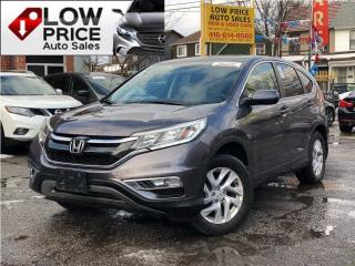 Used 2015 Honda CR-V EX-L*AWD*Leather*Sunroof*Camera*FullOpti* for sale in Toronto, ON