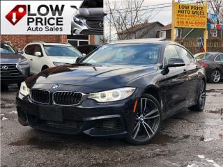 Used 2015 BMW 435i MSport*Navi*Camera*PeformancePkg*LikeNew* for sale in Toronto, ON