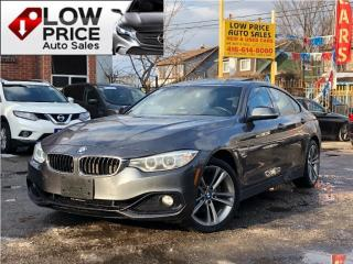 Used 2015 BMW 428i GranCoupe*xDrive*Navi*Camera*HtdSeats* for sale in Toronto, ON
