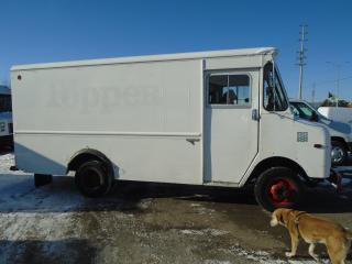 Used 2005 Chevrolet P42 13 foot step van for sale in Mississauga, ON