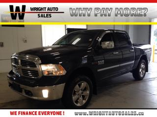Used 2016 RAM 1500 BIG Horn|NAVIGATION|BLUETOOTH|DIESEL|87,026 KMS for sale in Cambridge, ON