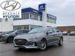 Used 2018 Hyundai Sonata GL, BALANCE OF FACTORY WARRANTY for sale in Toronto, ON