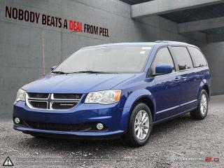 Used 2019 Dodge Grand Caravan **Brand NEW Loaded Prem Plus w/DVD&NAV 35% OFF for sale in Mississauga, ON