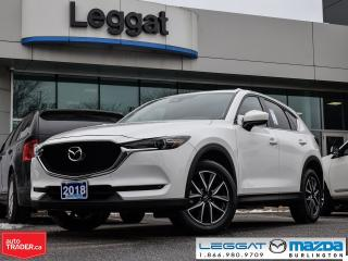 Used 2018 Mazda CX-5 GT for sale in Burlington, ON