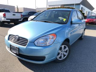 Used 2008 Hyundai Accent GLS for sale in North Vancouver, BC