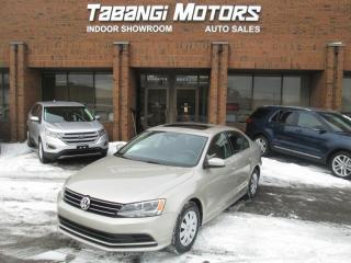 Used 2015 Volkswagen Jetta SUNROOF | BACK UP CAMERA | HEATED SEATS | BLUETOOTH | for sale in Mississauga, ON