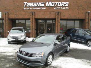 Used 2015 Volkswagen Jetta BIG SCREEN | BACK UP CAM | HEATED SEATS | BLUETOOTH for sale in Mississauga, ON
