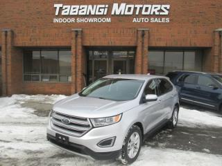 Used 2016 Ford Edge SEL AWD | NO ACCIDENTS | REARCAM | HTDSEATS | for sale in Mississauga, ON