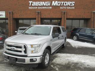 Used 2016 Ford F-150 XLT | NO ACCIDENTS | REAR CAM | CREW | 4X4 | 3.5 ECOBOOST for sale in Mississauga, ON