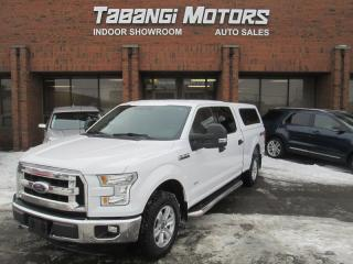 Used 2015 Ford F-150 XLT | NO ACCIDENTS | REARCAM | CREW | 4X4 | 3.5 ECOBOOST for sale in Mississauga, ON