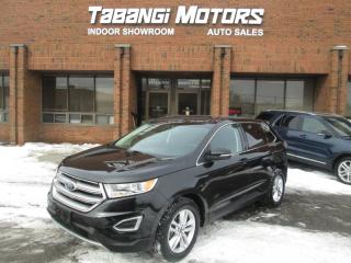 Used 2015 Ford Edge SEL AWD | NO ACCIDENTS | BIG SCREEN | REARCAM | HTDSEATS for sale in Mississauga, ON