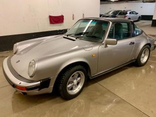 Used 1988 Porsche 911 Targa, Commemorative Edition, European import, RARE for sale in Halton Hills, ON