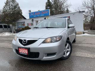 Used 2009 Mazda MAZDA3 4dr Sdn ACCIDENT FREE onartio car for sale in Brampton, ON