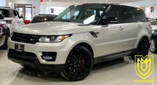 Used 2014 Land Rover Range Rover Sport V8 SC|DYNAMIC for sale in North York, ON