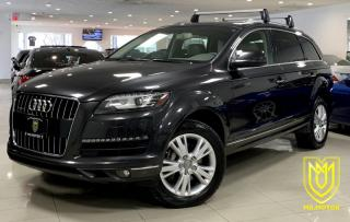 Used 2012 Audi Q7 3.0L Premium for sale in North York, ON