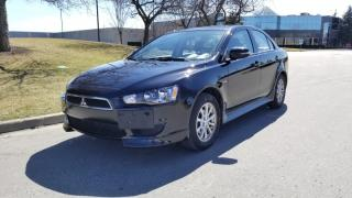 Used 2017 Mitsubishi Lancer 4dr Sdn FWD for sale in Vaughan, ON
