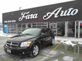 Used 2008 Dodge Caliber SXT HB & SUNROOF for sale in Scarborough, ON