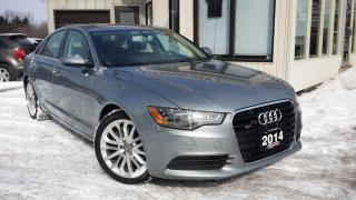 Used 2014 Audi A6 3.0 TDI Premium Plus quattro Tiptronic for sale in Kitchener, ON