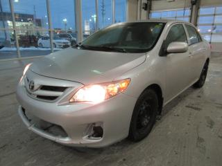 Used 2012 Toyota Corolla CE, 2 SETS OF RIMS AND TIRES! for sale in Brampton, ON