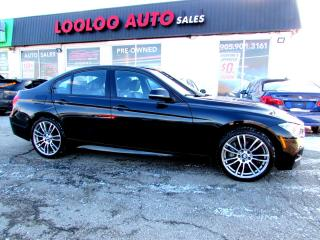 Used 2015 BMW 3 Series 328i xDrive M Package Heads Up Display Navigation Certified 2YR Warranty for sale in Milton, ON