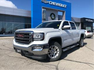 Used 2017 GMC Sierra 1500 SLE, Kodiak Edition for sale in Barrie, ON