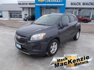 Used 2015 Chevrolet Trax LT for sale in Renfrew, ON