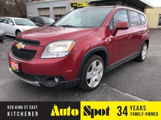 Used 2012 Chevrolet Orlando 1LT/7SGR/PRICED-QUICK SALE! for sale in Kitchener, ON