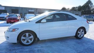 Used 2009 Honda Civic LX Coupe Auto Certified 2Yr Warranty Sunroof Cruise USB for sale in Milton, ON