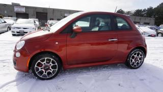 Used 2012 Fiat 500 Sport for sale in Milton, ON