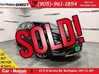 Used 2015 Volvo V60 T5 Premier Plus| SUNROOF| AWD| for sale in Burlington, ON