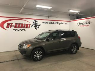 Used 2012 Toyota RAV4 T.ouvrant for sale in St-Hubert, QC