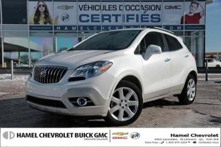 Used 2015 Buick Encore CUIR for sale in St-Léonard, QC