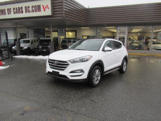 Used 2018 Hyundai Tucson All Wheel Drive for sale in Langley, BC