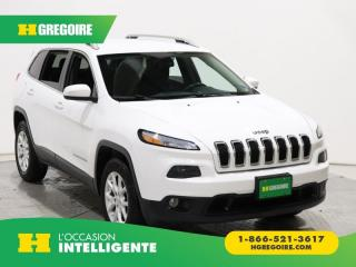 Used 2016 Jeep Cherokee North 4x4 A/c Mags for sale in St-Léonard, QC