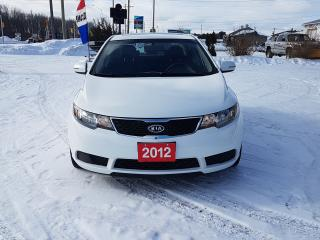 Used 2012 Kia Forte EX w/Sunroof for sale in Barrie, ON