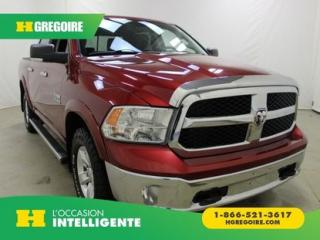 Used 2013 RAM 1500 OUTDOORSMAN 4X4 CREW for sale in St-Léonard, QC