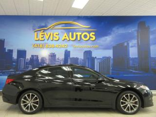 Used 2016 Acura TLX Sh-Awd for sale in Lévis, QC