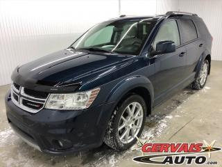 Used 2013 Dodge Journey Crew V6 Mags for sale in Trois-Rivières, QC