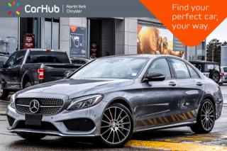 Used 2016 Mercedes-Benz C-Class C 450 AMG|DesignoInt,Driving,ParkingPkgs for sale in Thornhill, ON