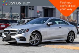 Used 2018 Mercedes-Benz E-Class E 400|Smartphone.Tech.Pkgs|AMG.Styling.Pkg|Keyless.Go.Pkg| for sale in Thornhill, ON